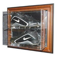 "Double Shoe ""Case-Up"" Display"