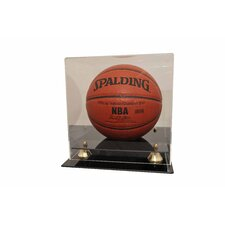 <strong>Caseworks International</strong> Coach's Choice Basketball Display Case