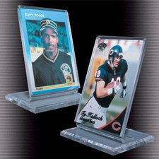 Single Trading Card Holder (6 Pack)