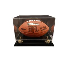<strong>Caseworks International</strong> Deluxe Football Display Case