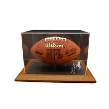 <strong>Caseworks International</strong> Football Display Case