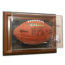 "Football ""Case-Up"" Display"