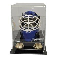 """NHL 8"""" Mini Hockey Helmet Display Case"""