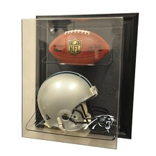 "<strong>Caseworks International</strong> Helmet and Football ""Case-Up"" Display"