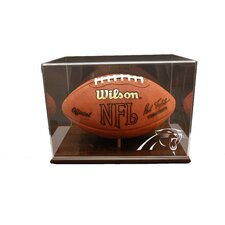 <strong>Caseworks International</strong> Football Display Case with Acrylic