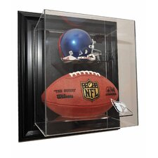 "<strong>Caseworks International</strong> Mini Helmet and Football ""Case-Up"" Display"