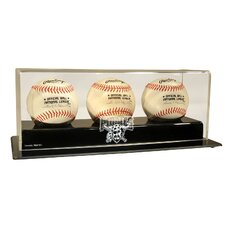 MLB Triple Baseball Display