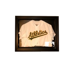 MLB Logo E-Z Removable Face 3 / 4 View Jersey Display