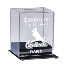 MLB Team Logo Coin Bank