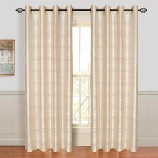 Maggie Grommet Curtain Single Panel