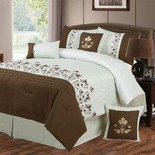 Hannah 7 Piece Comforter Set