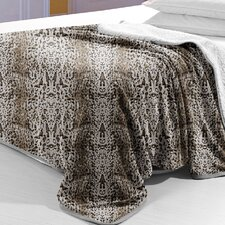 <strong>Lavish Home</strong> Mink Polyester Fleece Blanket