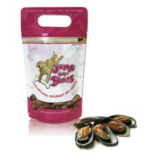 Whole Green Lipped Mussels Chew Dog Treat