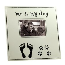 "I"" Love My Dog"" Picture Frame"