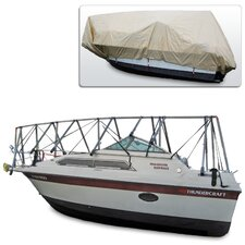 23½ to 25½ ft Storage System Runabout with Tarpaulin Cover