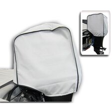 Deluxe Cushioned Universal Outboard Motor Cover