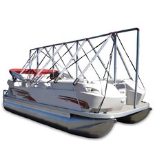 14 to 18½ ft Storage System Pontoon-Fishing-Runabout (tarp not included)