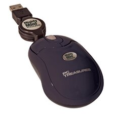 Mighty Mini Retractable Mouse