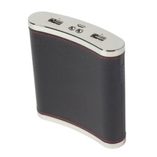 Power Flask 13000 mAh Portable Battery Bank