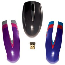 ClickIt! SwitchLid Wireless Mouse