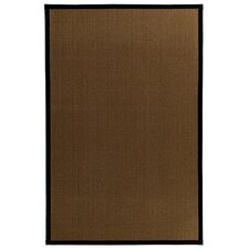 Better Than Sisal Black/Brown Rug