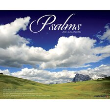 <strong>Willow Creek Press</strong> Psalms 2014 Wall Calendar