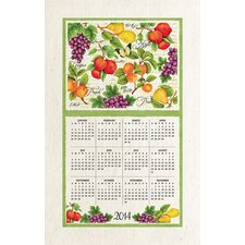 In the Kitchen 2014 Towel Calendar