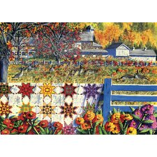 <strong>Willow Creek Press</strong> Autumn Farm Puzzle
