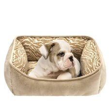 <strong>Friends Forever</strong> Reversible Cuddler Nest Dog Bed