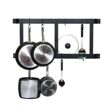 <strong>Rogar</strong> Ultimate Wall Mounted Pot Rack
