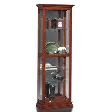 Space Saver Curio Cabinet