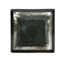 "<strong>Tannex</strong> Inca 8"" Square Salad Plate (Set of 4)"