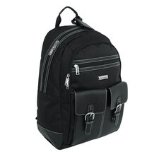 Dual Front Pocket Backpack