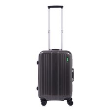 "Superlative Expansive 21.7"" Spinner Suitcase"
