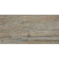Hemlock 120 cm x 19.5 cm Tile in Carbon (Set of 4)