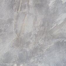Saran 59.5 cm x 59.5 cm Tile in Grey (Set of 4)