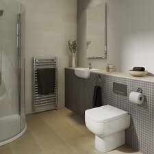 Series 600 Back to Wall Cloakroom Suite