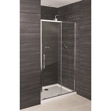 Deluxe 8 Sliding Shower Door