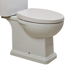 Decor Closed Coupled Toilet Pan