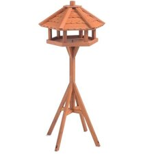"Fed ""N"" Watered Bird ""Y"" Lodge Table"