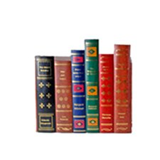 All Time Classics Faux Spine Decorative Book End