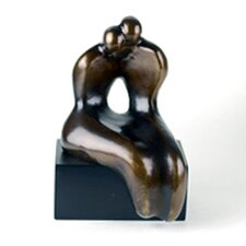 Sitting Lovers Sculpture