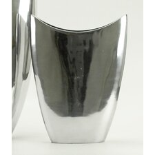 Oval Pointed Vase