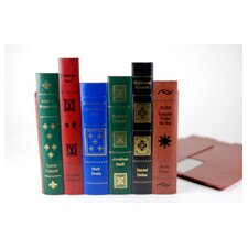 <strong>Modern Day Accents</strong> Child Favorites Faux Spine Decorative Book End