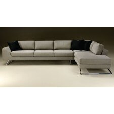 Nicolo Right Chaise Sectional Sofa