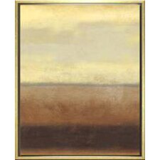 Modern Living Sahara Framed Painting Print