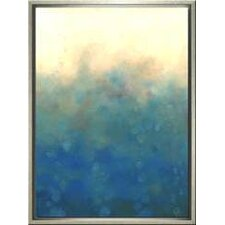Modern Living Sea and Sky I Framed Wall Art