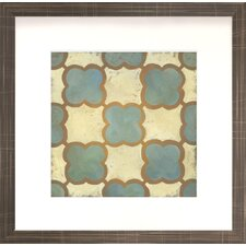 <strong>Indigo Avenue</strong> Modern Living Rustic Symmetry III Fine Wall Art
