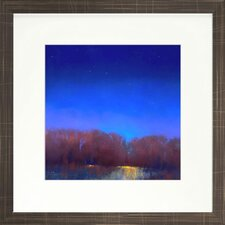 <strong>Indigo Avenue</strong> Vibrant Living Nocturne Framed Wall Art