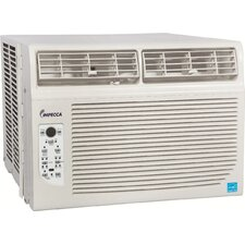 8000 BTU Compact Window Air Conditioner
